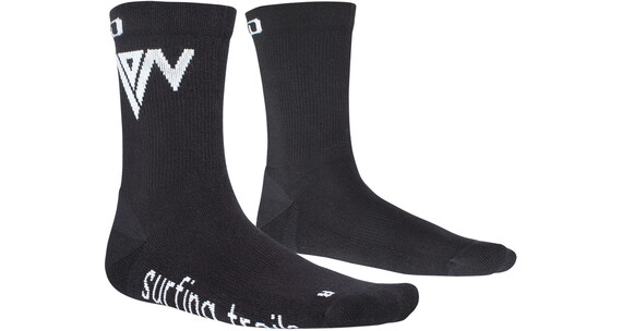 ION Pole Mid Socks Unisex black